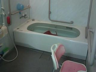 浴室風景①