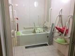 浴室風景②